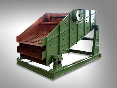 YK Series Circular Vibrating Screen